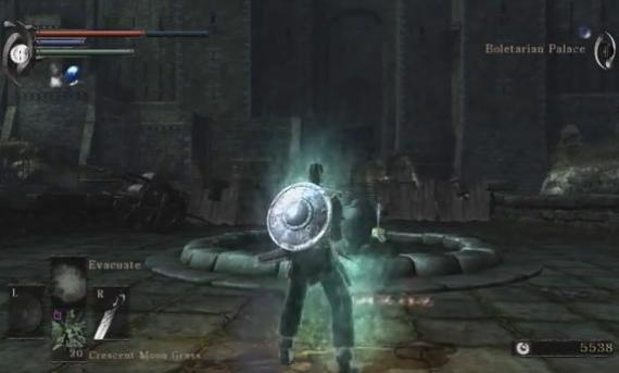 Demon's Souls – World Tendency