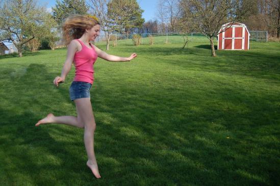 Aerobik w domu - zestaw ćwiczeń