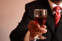 Zalety picia wina