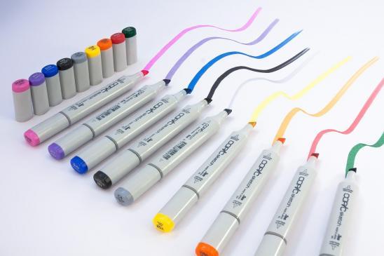 Jak usunąć plamy z markerów?