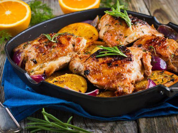 Jakie przyprawy do kurczaka pieczonego?