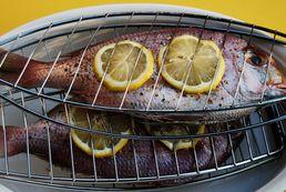 Jak przyprawić rybę na grilla?