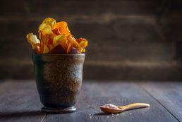 Przyprawy do domowych chipsów