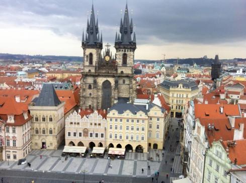 Zarobki w Czechach