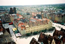 Zarobki we Wrocławiu