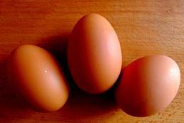 Jajka na miękko – przepis