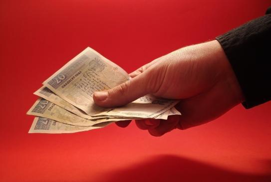 Zarobki w Bułgarii