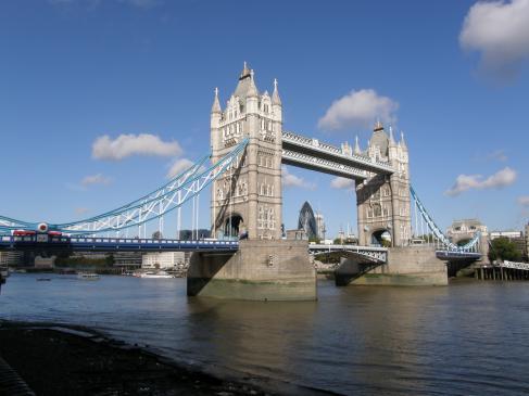 Zarobki w Londynie