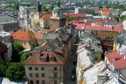 Zarobki w Lublinie