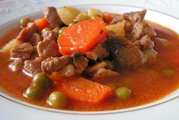 Zupa węgierska - przepis