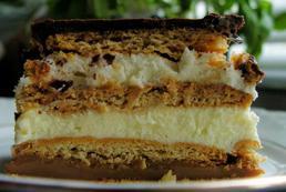Ciasto trzy bit - przepis
