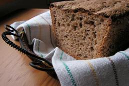 Chleb razowy - przepis