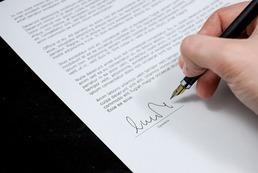 Zasady podpisywanie umów z pracodawcą