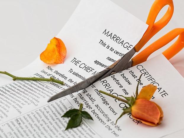 Podział majątku po rozwodzie