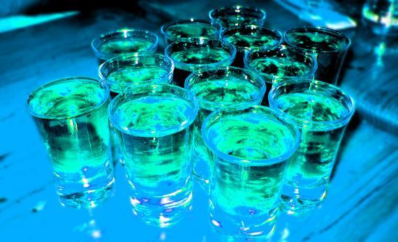 Kamikadze - drink