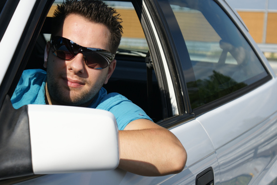 Ubezpieczenie AC cudzego samochodu
