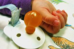 Jak oduczyć dziecko smoczka?