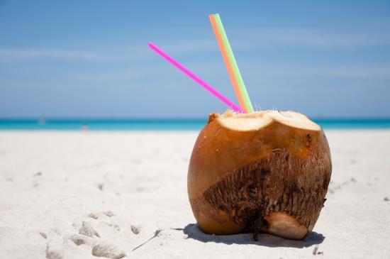 Jak otworzyć kokosa?