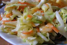 Coleslaw - przepis