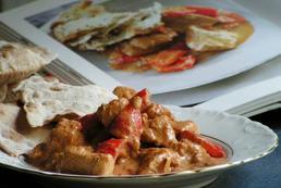 Kurczak curry - przepis