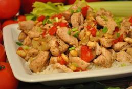 Kurczak po chińsku - przepis