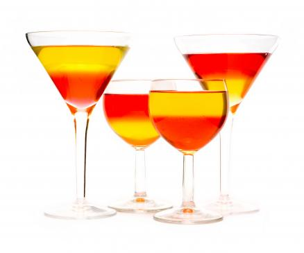 Tequila Sunrise - drink