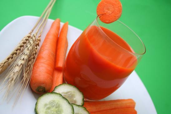 Koktajle warzywne - przepisy