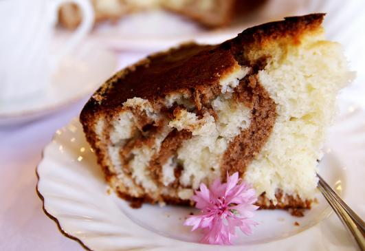 Ciasto zebra - przepis