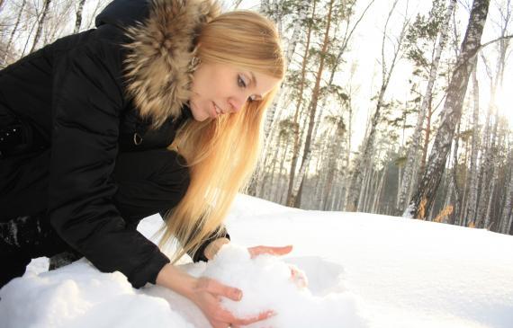 Leczenie zimnem - krioterapia