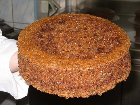 Ciasto marchewkowe - przepis