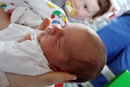 Katar niemowlaka - leczenie