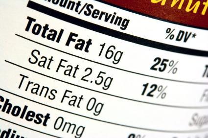 Informacje na etykiecie produktu