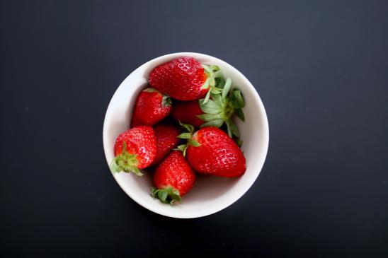 Sorbet truskawkowy - przepis