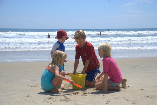 Wakacje z dzieckiem - na co zwrócić uwagę?