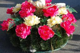 Jak zrobić wiązanki ze sztucznych kwiatów?