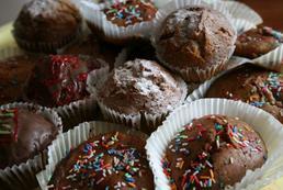 Babeczki czekoladowe - przepis