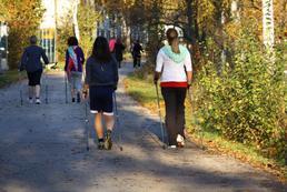 Nordic walking - ćwiczenia, odchudzanie
