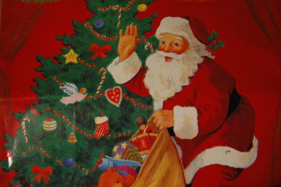 Jak zaaranżować wizytę Świętego Mikołaja?