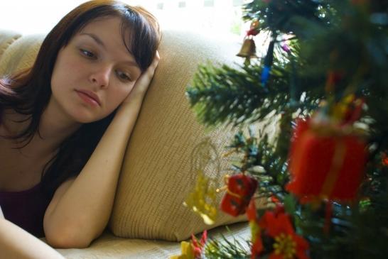 Jak poradzić sobie z samotnością w Wigilię?