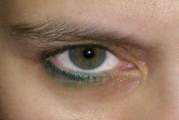 Jak dobrać kolor włosów do zielonych oczu?