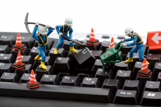 Co zrobić, gdy klawiatura nie działa?