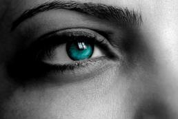Makijaż dla oczu niebieskich