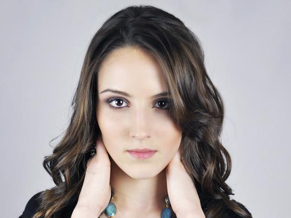 Makijaż kosmetykami mineralnymi