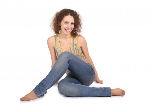 Jak dobrać jeansy do sylwetki?