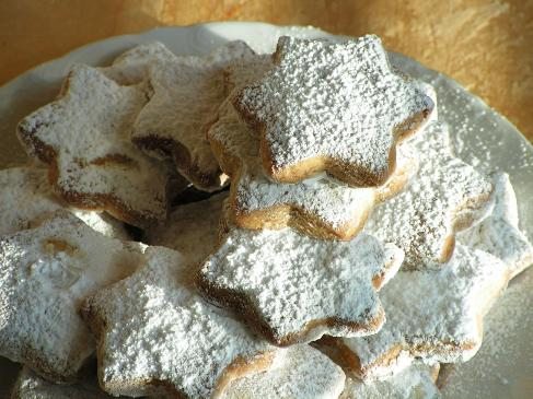 Ciasteczka greckie - przepis