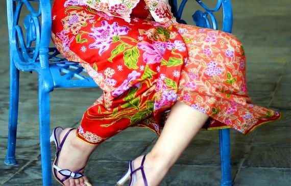 Trendy wiosna - lato 2010