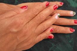 Jak zrobić paski na paznokciach?