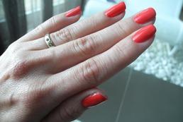 Manicure na ciepło - krok po kroku