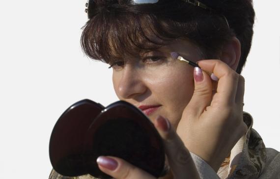 Zasady makijażu u kobiety dojrzałej