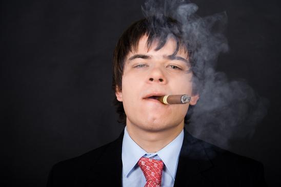 Palenie papierosów w pracy - 2011